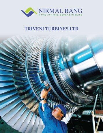 TRIVENI TURBINES LTD - Online Share Trading