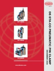 SpiderGrip Modular Precision Tooling - Pneumatic Technology, Inc
