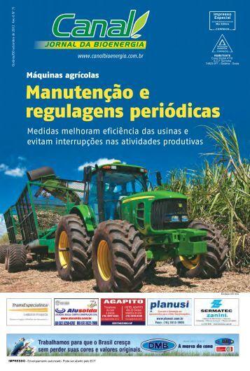 Setembro de 2012 Ano 6 N° 71 - Canal : O jornal da bioenergia