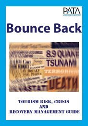 Bounce Back - Pacific Asia Travel Association Thailand Chapter