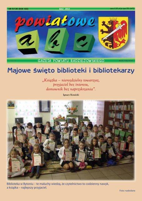 Powiatowe Abc Maj 2012 Powiat Radziejowski