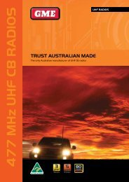 Download a brochure - Mobile Systems