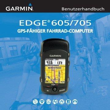 EDGE® 605/705 - Globetrotter