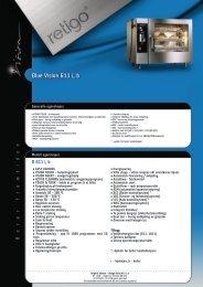 Datablad modell 611i