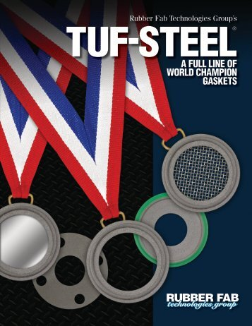 Tuf-Steel® Brochure - Rubber Fab Mold and Gasket