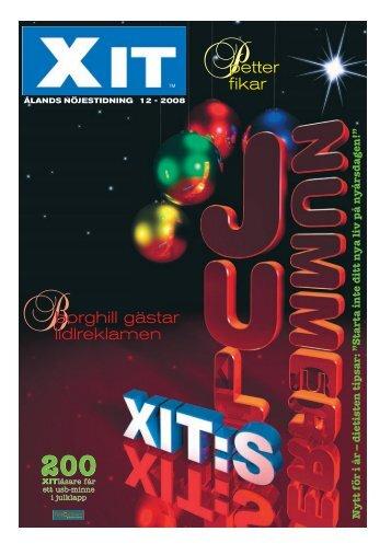 XIT # 12 2008 (pdf)