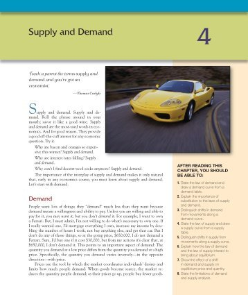 Chapter on Demand and Supply.pdf - Farmington High School