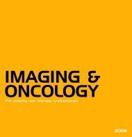 For imaging and therapy professionals - Society of Radiographers