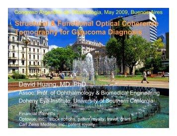 Glaucoma - AIG Study