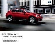 DER BMW X. - BMW Deutschland