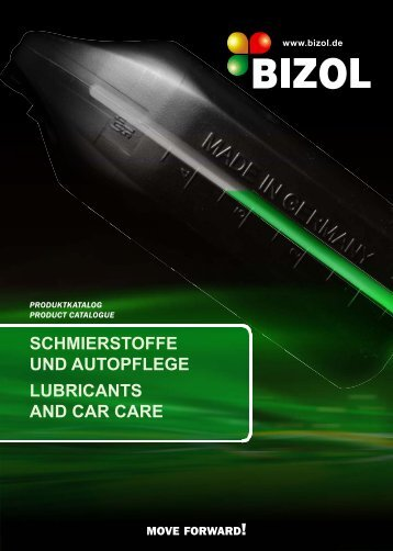 bizol green oil 10w-40 - ww.bizol.de