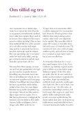 Om tillid og tro - Herning og Gjellerup Valgmenigheder - Page 2