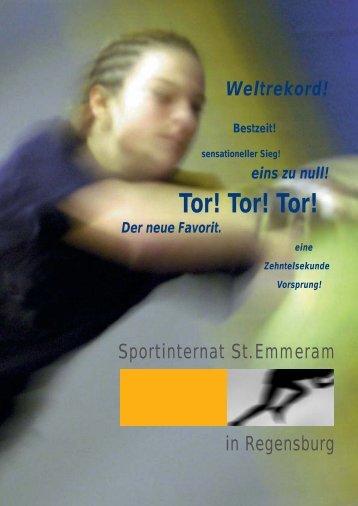 Sportinternat Regensburg - Foerderverein-jahn.de