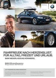 originAl BMW SoMMerkoMpletträder - BMW Niederlassung Nürnberg