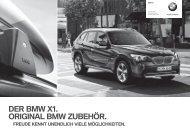 E84 COMde PDF Titel.indd - BMW Deutschland