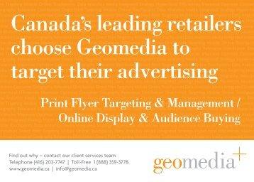 Geomedia - Retail Advertising & Marketing Symposium