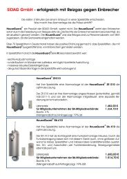 SIDAG GmbH