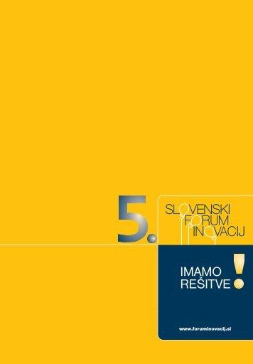 povezavi - Slovenski forum inovacij
