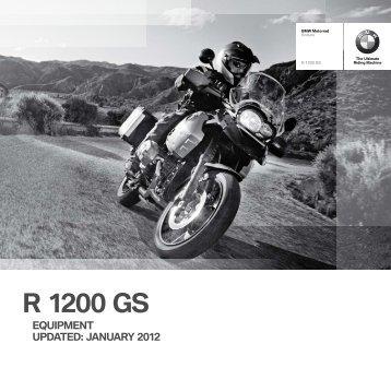 R 1200 GS - BMW Motorrad
