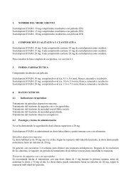 1. NOMBRE DEL MEDICAMENTO Escitalopram STADA 10 mg ...
