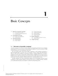 Basic Concepts - Pearson Learning Solutions