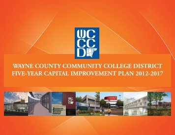 facility condition analysis - Wayne County Community College