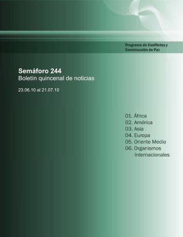 Semáforo 244 - Escola de Cultura de Pau - Universitat Autònoma de ...