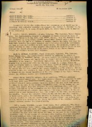 83rd Infantry Division General Orders #44, 28 September 1944