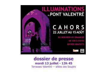 DP illuminations 2010.pub - Cahors