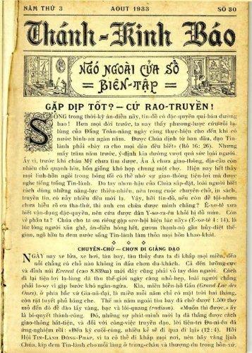 GAP DIP TOT?~Cir RAO-TRUYEN ! - VietnamCRC