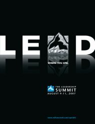 summiT - The Kentucky Annual Conference of the United Methodist ...