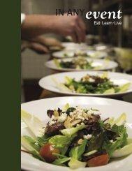 Catering Guide - DineOnCampus.com