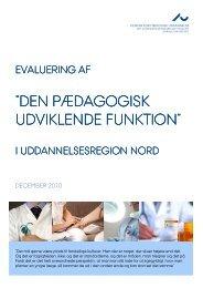 den pæd - Center for Medicinsk Uddannelse - Aarhus Universitet