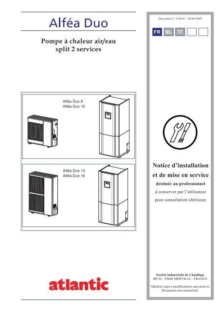 Pompe à Chaleur Solliès-Toucas → Devis/Coût : Installation PAC Air-Eau, Aerothermie