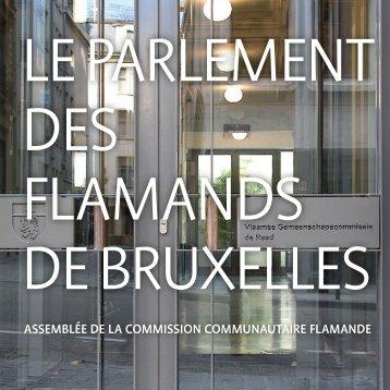Assemblée de lA commission communAutAire flAmAnde