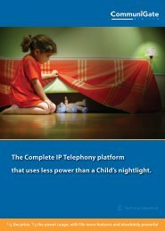 that uses less power than a Child's nightlight. The Complete IP ...