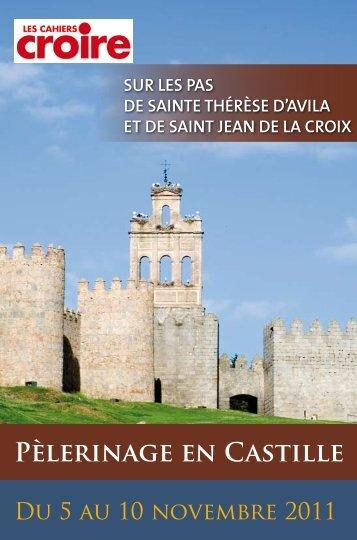 PèlERiNAGE EN CAStillE - Terre Entiere