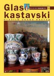 glas kastavski 53 / rujan 2009 - Grad Kastav