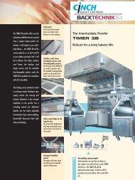 Time 3B - Cinch Bakery Equipment
