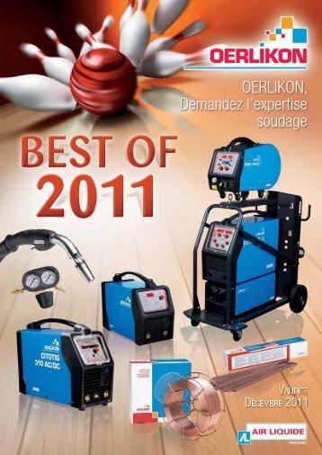 BEST OF 2011 OERLIKON_BEST OF 2008 OERLIKON