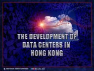Leveraging Successful Global Data Center Business ... - HKColo