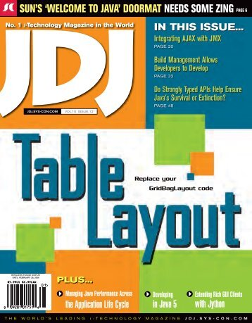 JDJ 10-12 Dec.indd - sys-con.com's archive of magazines