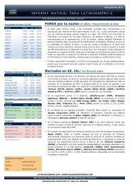 05/06/2013 Informe diario de mercados de Saxo Bank