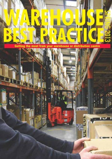best practice - United Kingdom Warehousing Association