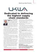 best practice - United Kingdom Warehousing Association - Page 3