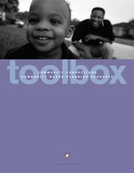 Community Connections Toolbox (2007) - Illinois Action for Children