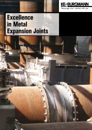 Excellence in Metal Expansion Joints - Map Your Show
