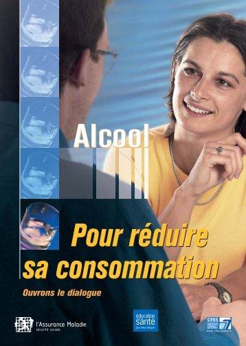 Alcool - Pour réduire sa consommation - Inpes