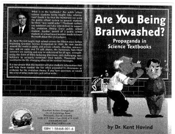 CSE Are You Being Brainwashed - Free Bible Resources