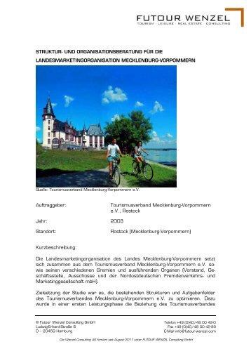 Rostock - Wenzel-Consulting Aktiengesellschaft